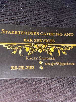 Avatar for Starrtenders catering and bar service