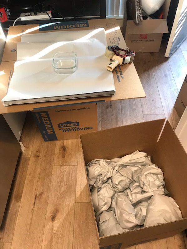 Studio Packing