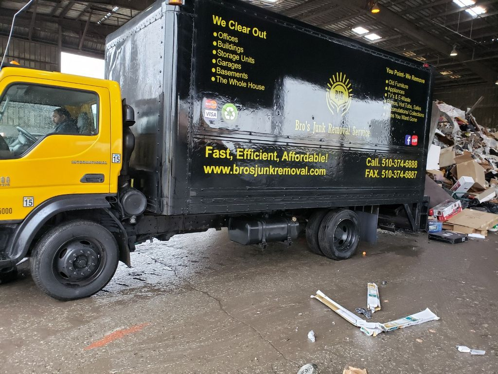 Bro's Junk Removal Services