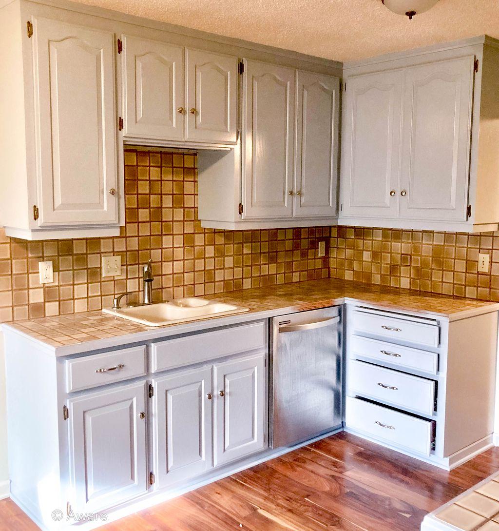 refresh kitchen cabinets
