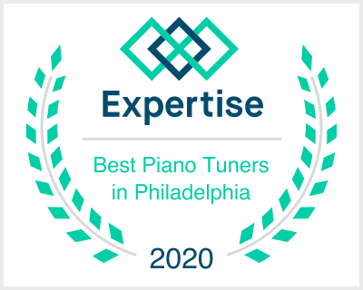 LeGrand Piano Services is top-rated by Expertise.com!