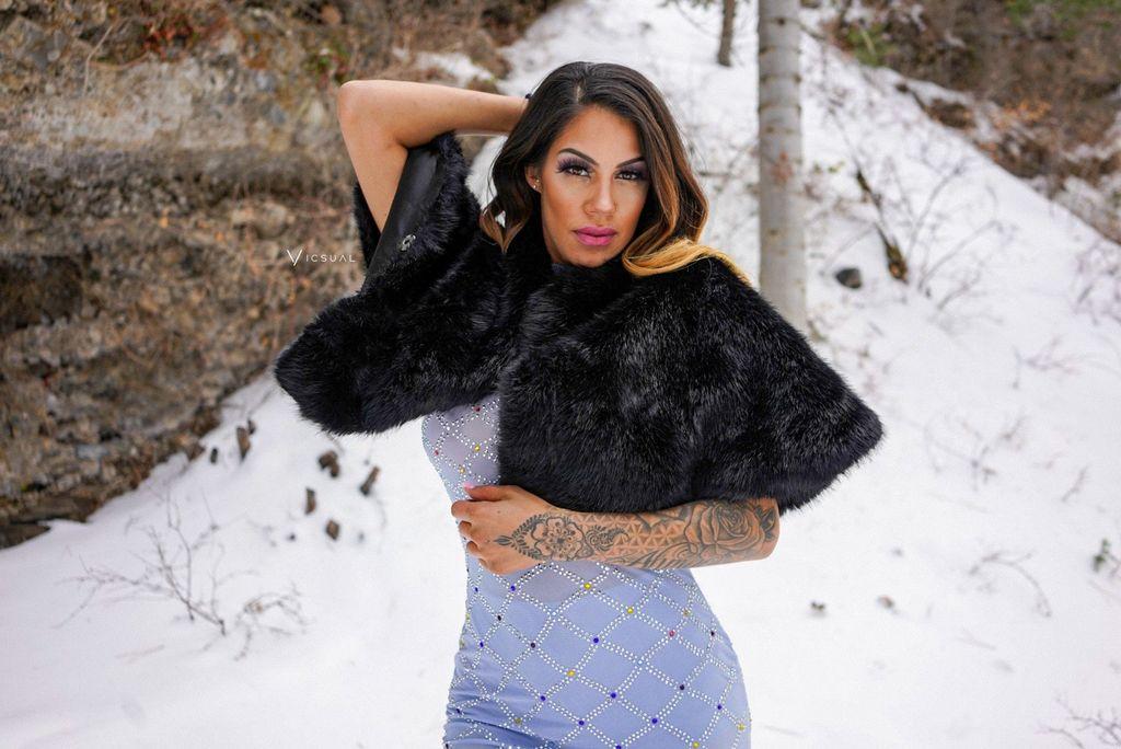 Snow Portraits