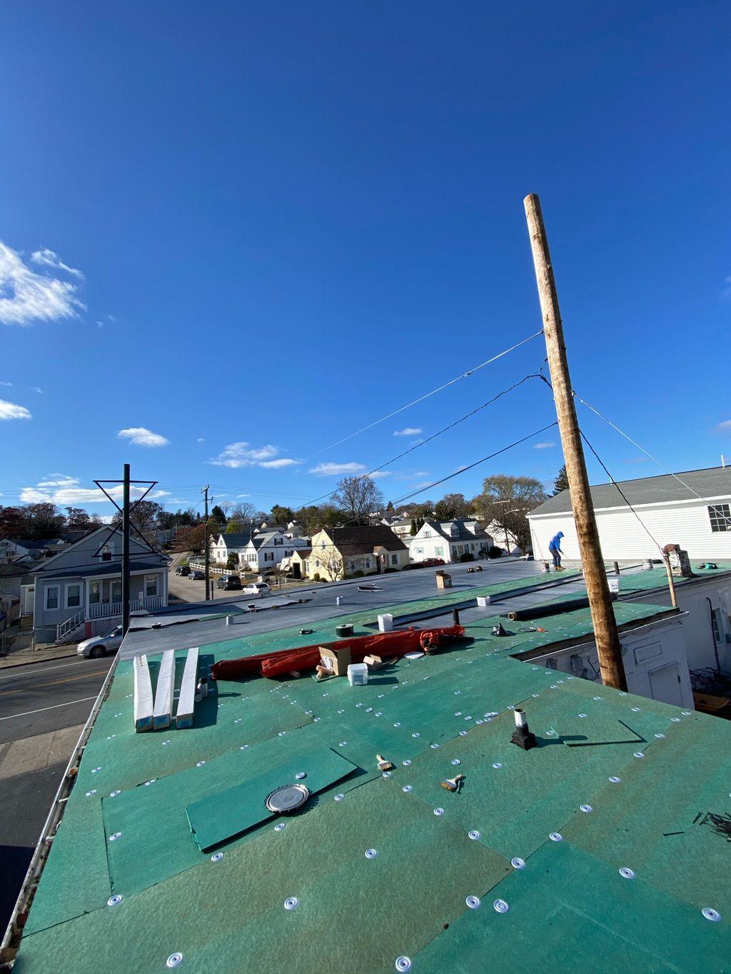 Roof Repair or Maintenance - Pawtucket 2020