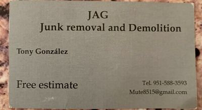 Avatar for JAG Junk Removal Service