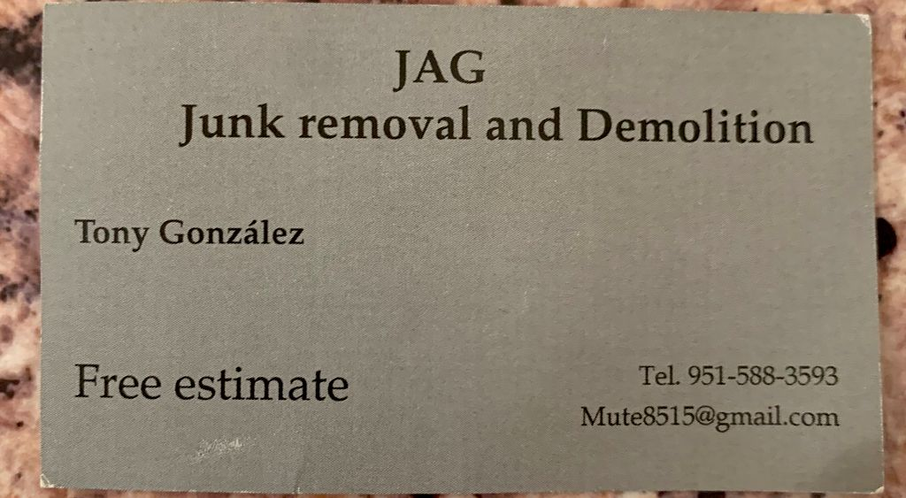 JAG Junk Removal Service