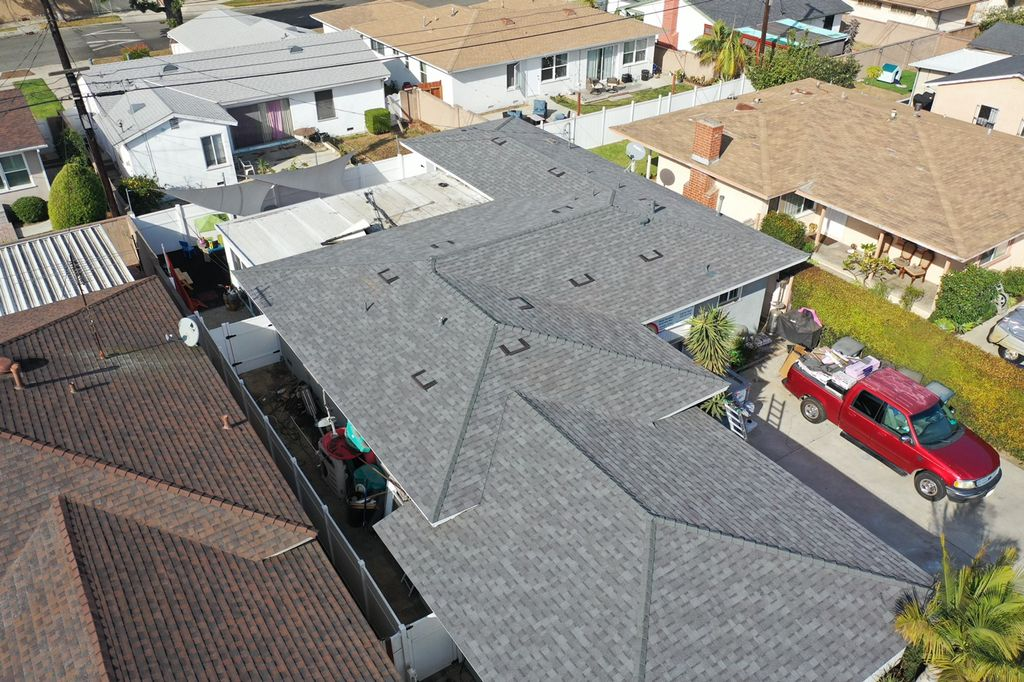 Roof Installation or Replacement - Gardena 2020