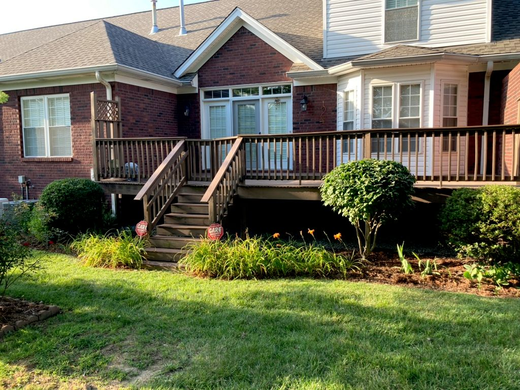 Louisville Deck and Fence
