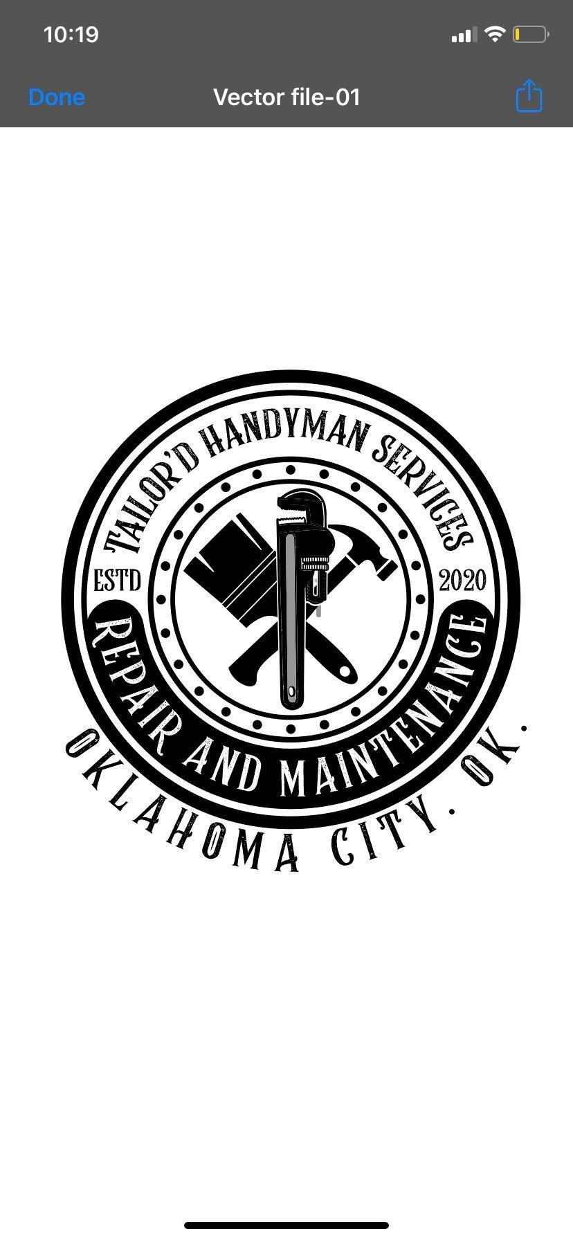 Tailor'd handyman services