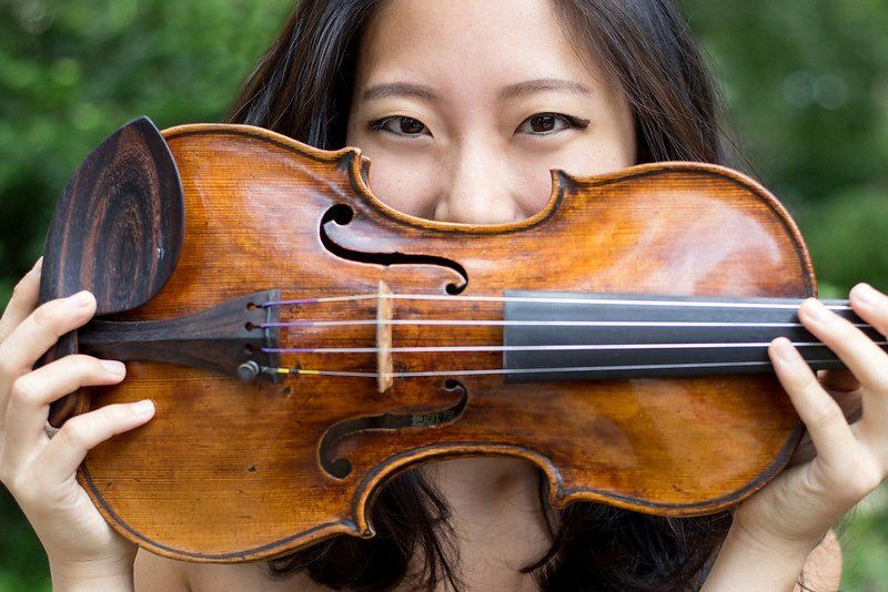 Violin with Julia Choi - MET Opera