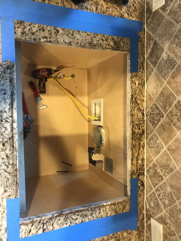 Appliance Installation - Cypress 2020