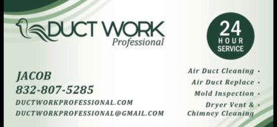 Avatar for Ductwork professional