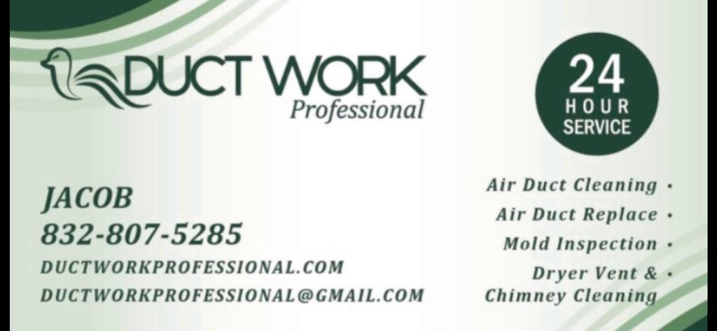 Ductwork professional