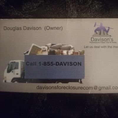 Avatar for Davison Foreclosure Cleanout and More LLC