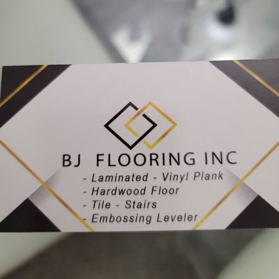 Avatar for BJ flooring inc