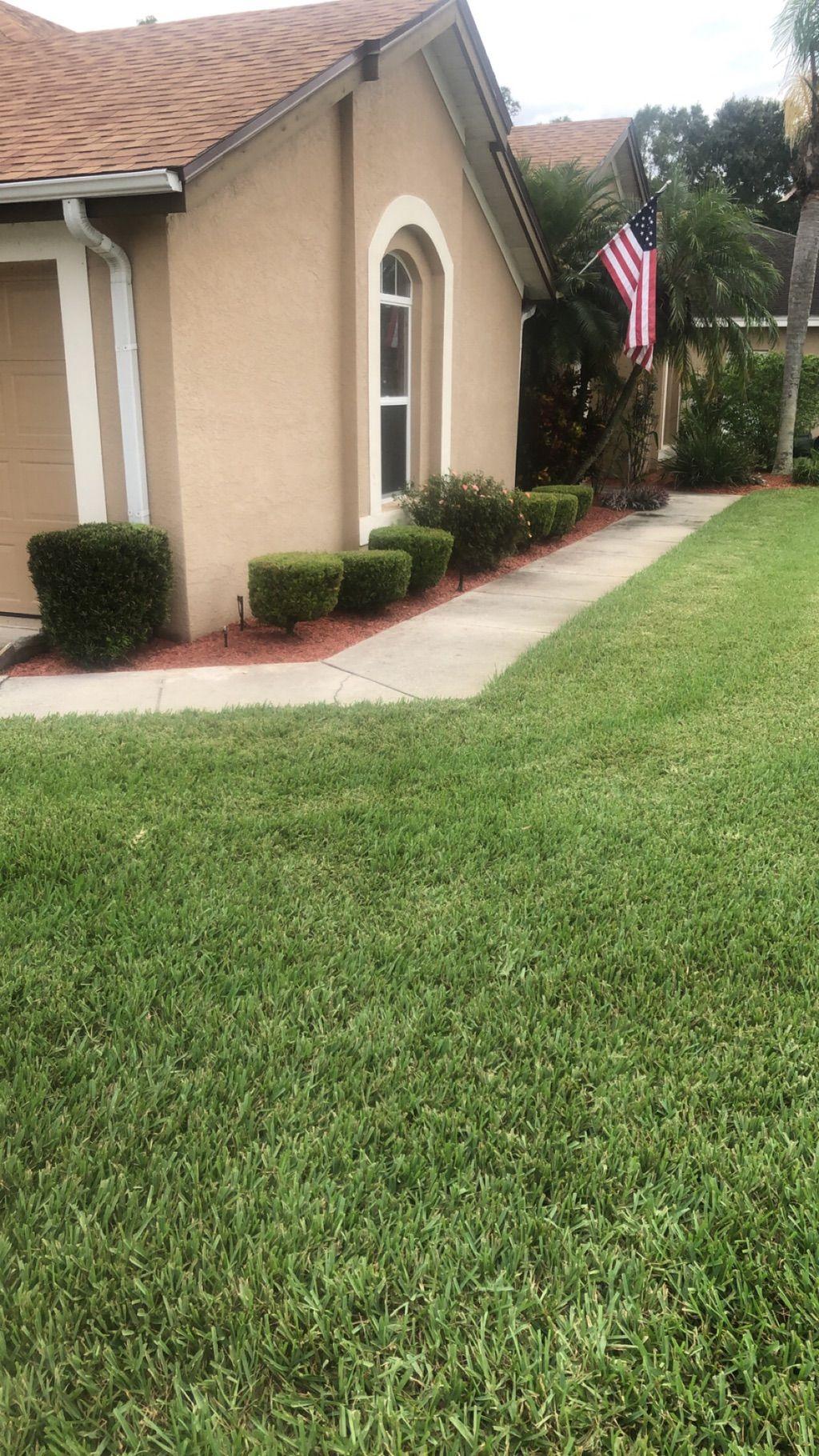 Kam's Lawn Care & Pressure Washing