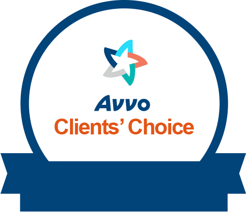 Avvo Client's Choice Attorney