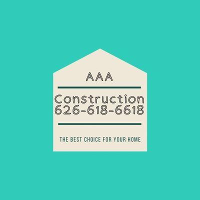Avatar for AAA CONSTRUCTION