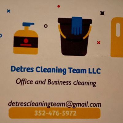 Avatar for Detres cleaning team