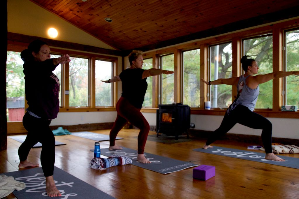 Rage and Restore Fitness Retreat