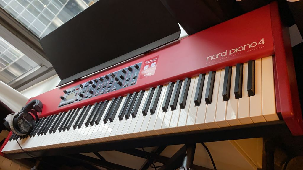 Zoom online Piano Performance