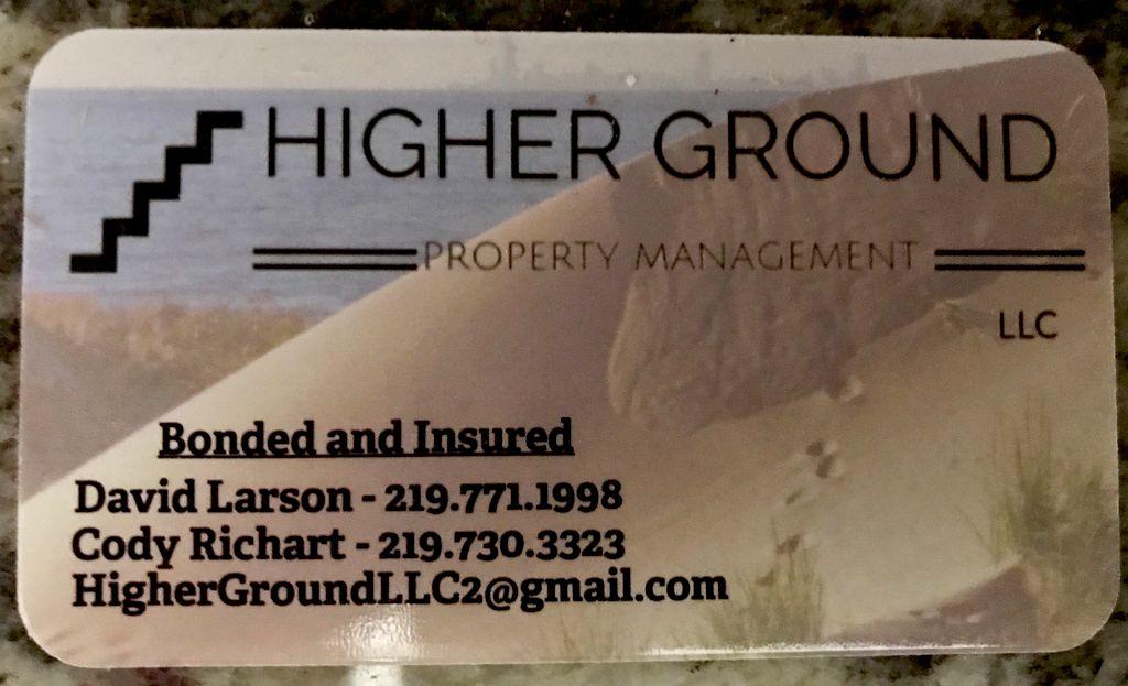 Higher Ground Property Management, LLC