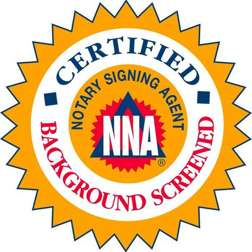 Certified and Background Screened