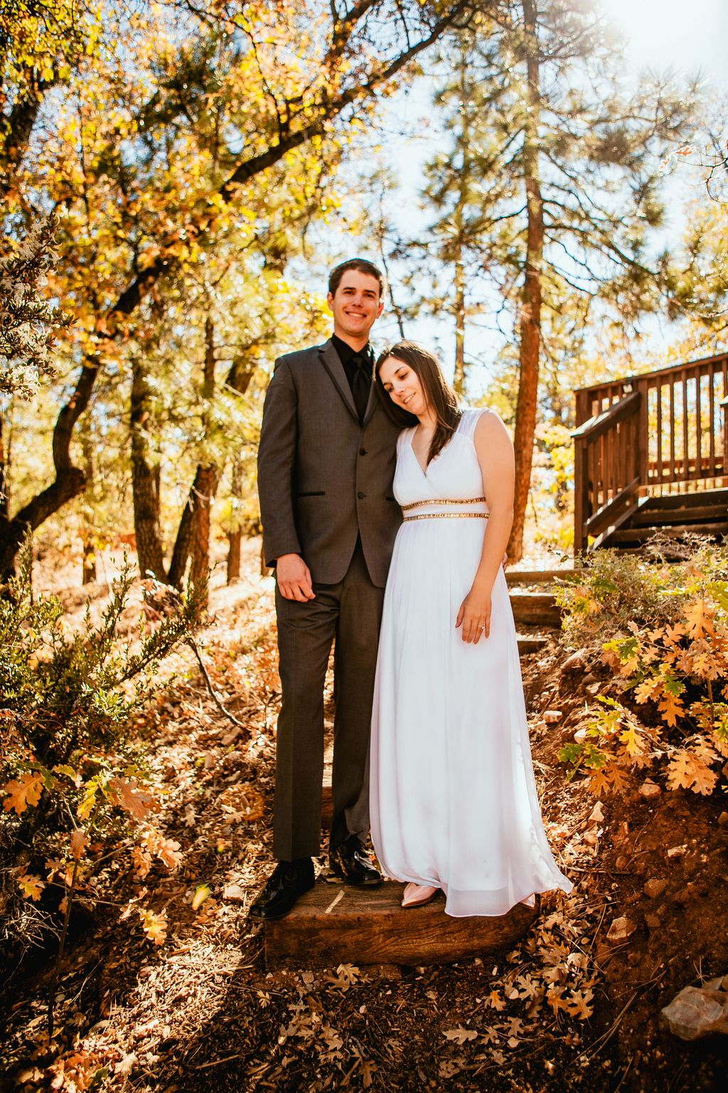 Majestic Woodsy Elopement