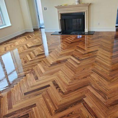 Avatar for L&m wood floors