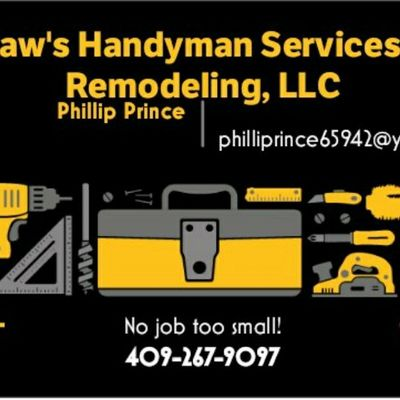 Avatar for PePaws Handyman Service and Remodeling
