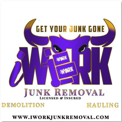 Avatar for iWork Junk Removal