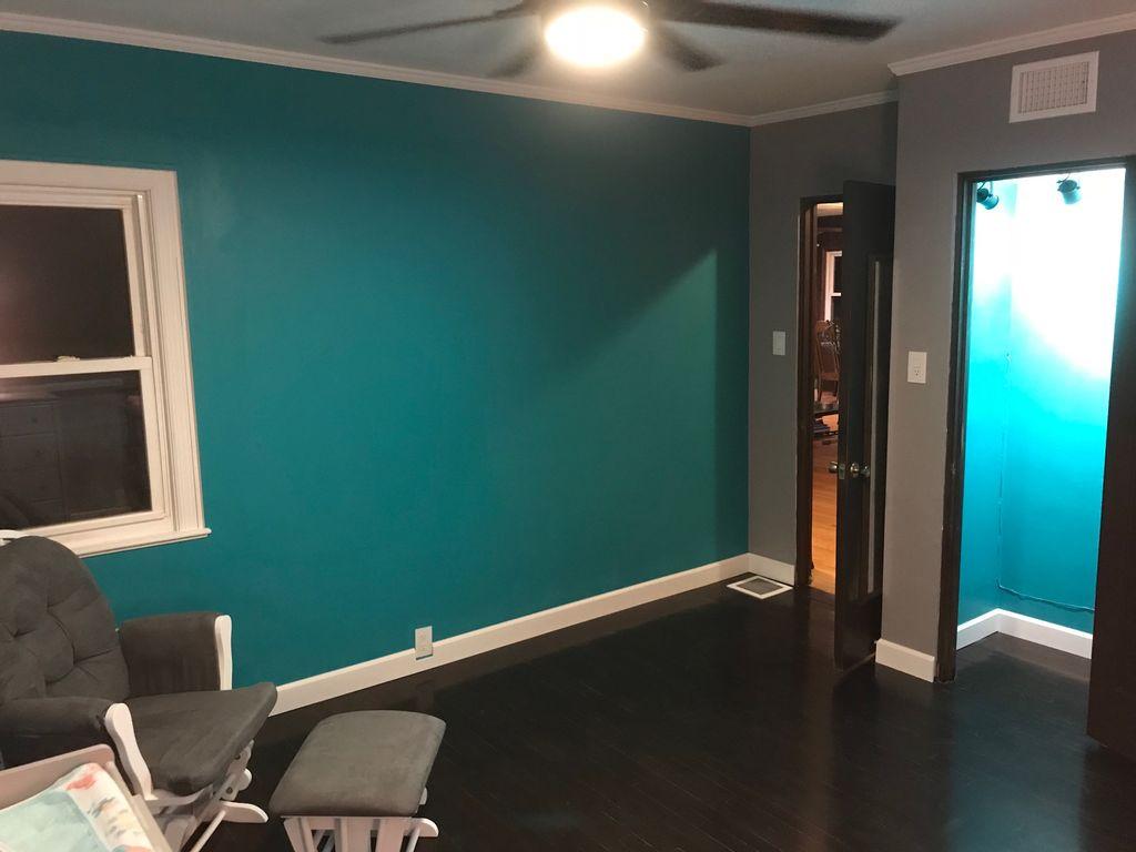 Bedroom Remodel - Baby Room