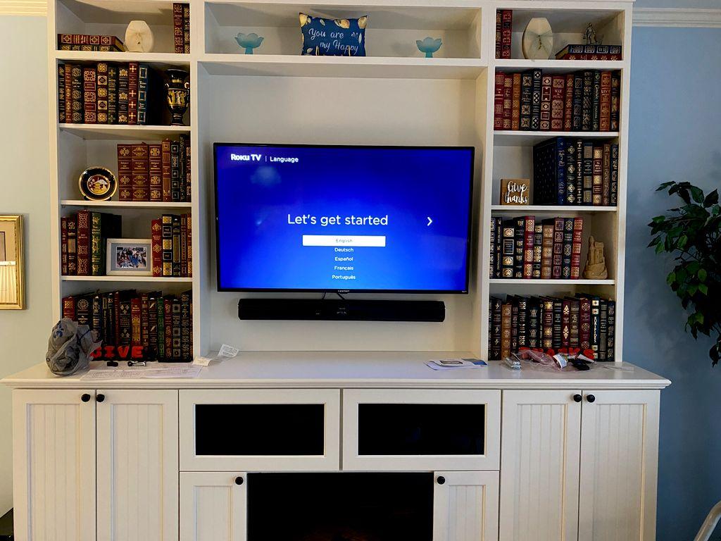 TV Mounting - Flat Rock 2020