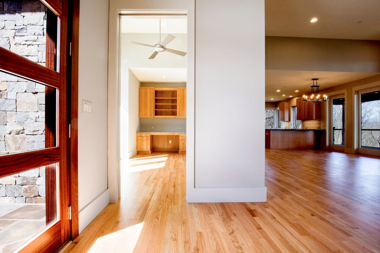 refinished hardwood floors