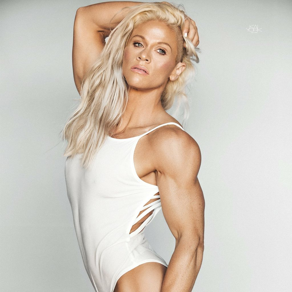 Kira at FGN Fitness