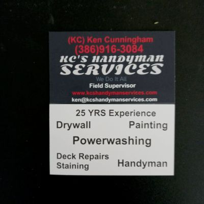 Avatar for Kc's Handyman Services