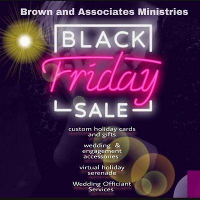 Avatar for Brown and Associates Ministries