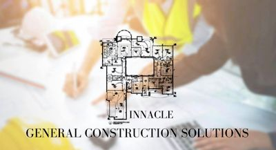 Avatar for Pinnacle General Construction Solutions, LLC