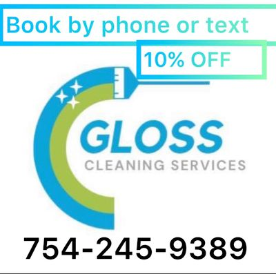 Avatar for Gloss Cleaning Services LLC
