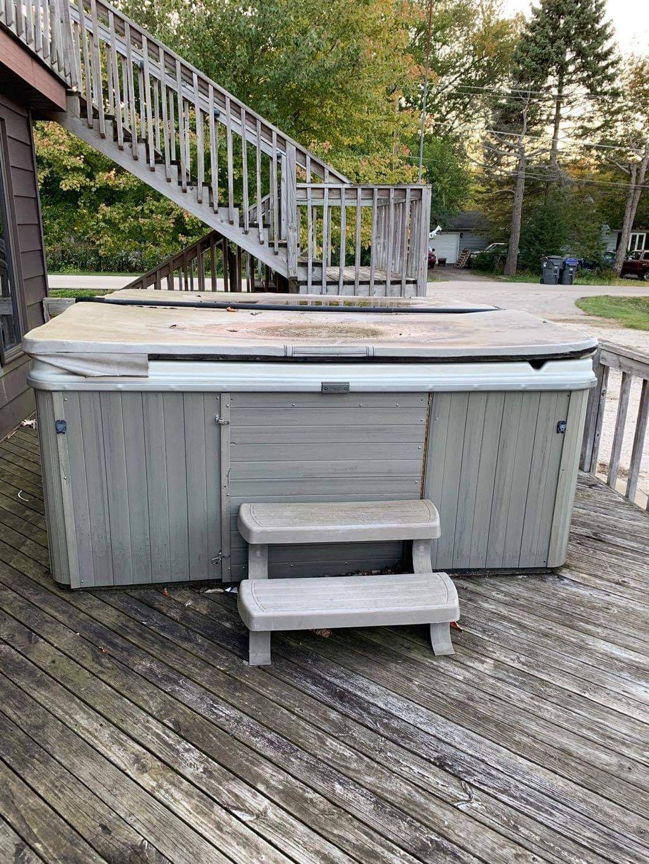 Hot Tub Junk Removal