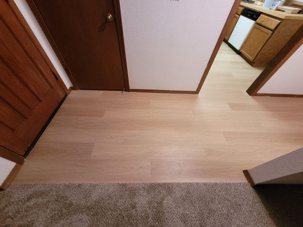 Vinyl Plank Installation & Carpet Installation