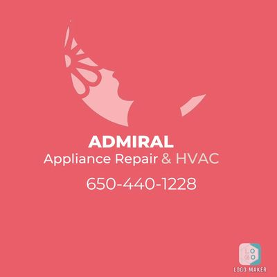 Avatar for Admiral Appliance Repair and HVAC