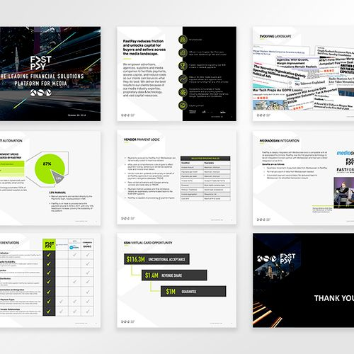 PowerPoint Design - FastPay