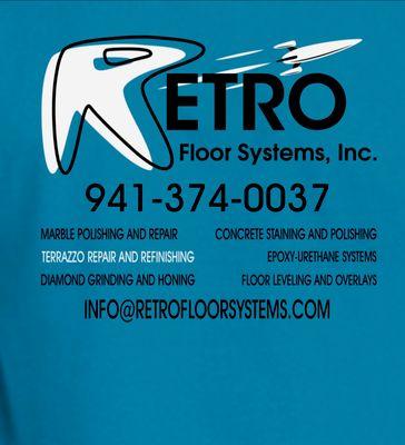 Avatar for Retro Floor Systems, Inc.