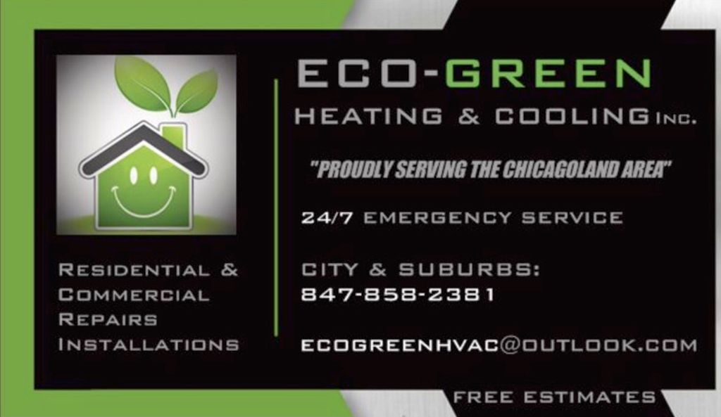 Eco-Green Heating & Cooling