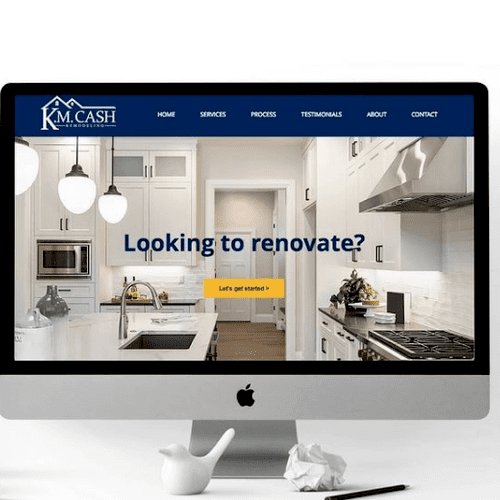 remodeling website, seo, content creation, video