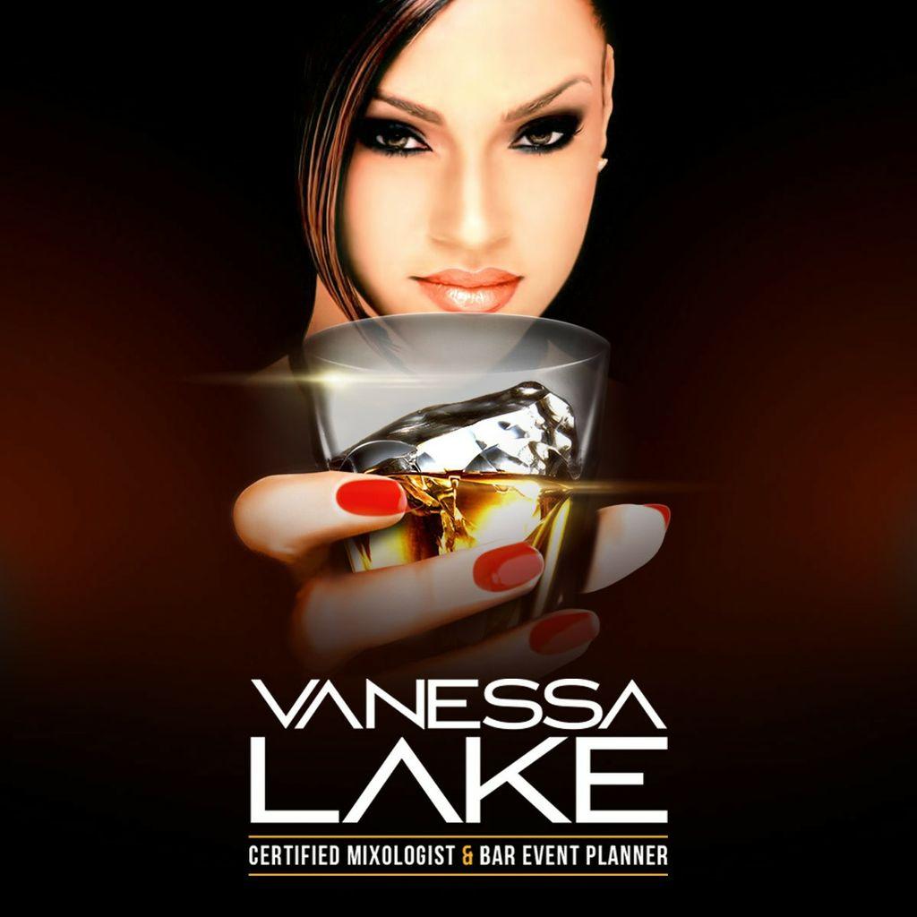 Your Bartender Vanessa (Themed/Customized Bar.)
