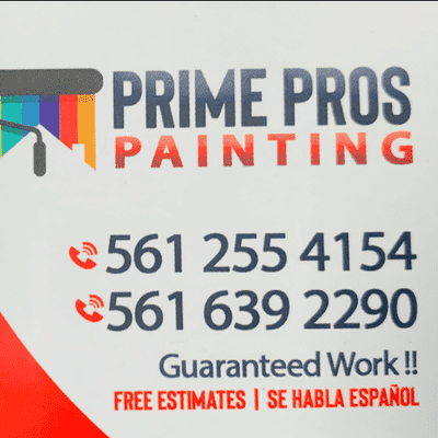 Avatar for Prime Pros Painting