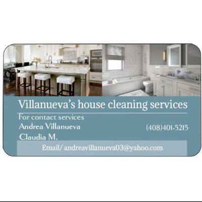 Avatar for Villanueva's house cleaning services