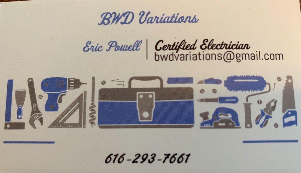 BWD Variations