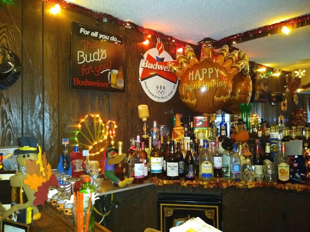 Thanksgiving bar